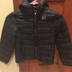 Abercrombie kids coat size 5/6